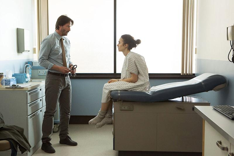 Lily Collins in 'To The Bone' (Photo: Netflix)