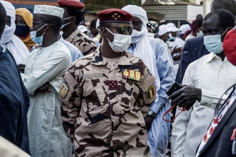 Mahamat Idriss Deby Itno, the four-star-general son of Chadian President Idriss Deby Itno, oversaw his father's security