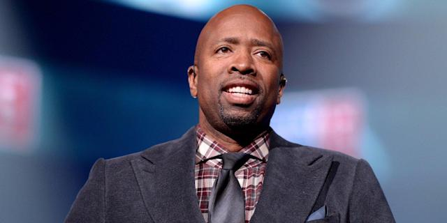 Kenny Smith did not hold back in criticizing the NCAA as he readies for his role as a studio analyst for the NCAA Tournament. (Getty)
