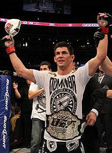 UFC bantamweight champion Dominick Cruz rolled to his 10th consecutive victory on Saturday night, beating Demetrious Johnson