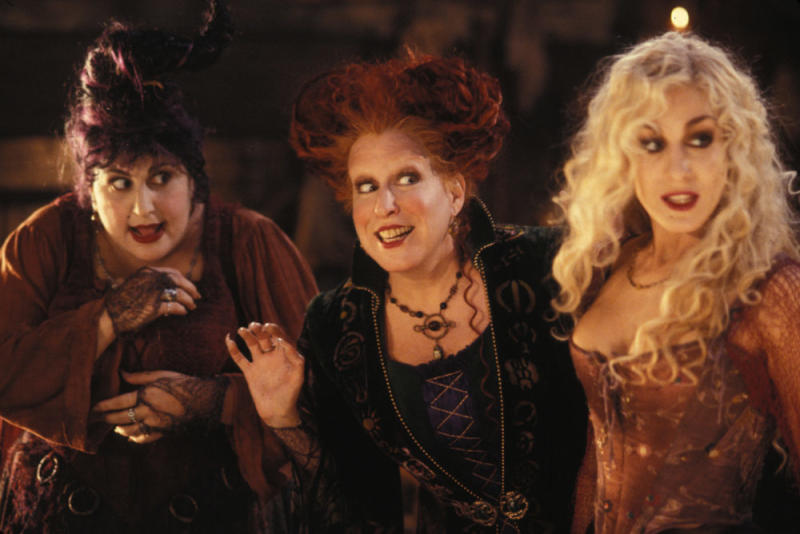 """The original story for """"Hocus Pocus"""" was *much* darker than the movie we know and love today"""