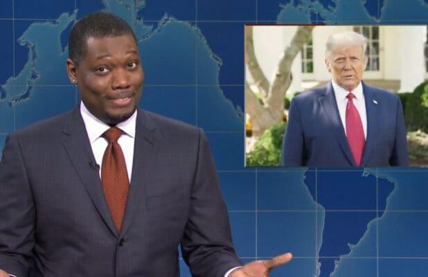 'SNL': Michael Che Wants to Remind You Trump Could Still Die of COVID-19 (Video)