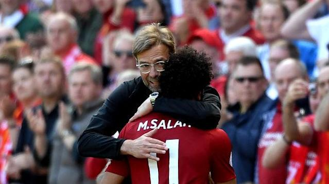 Mo Salah bricht den Tor-Rekord in der Premier League