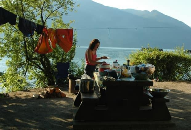 Porteau Cove Provincial Park offers a seaside campground near the Sea-to-Sky Highway near Britannia Beach. (BC Parks - image credit)