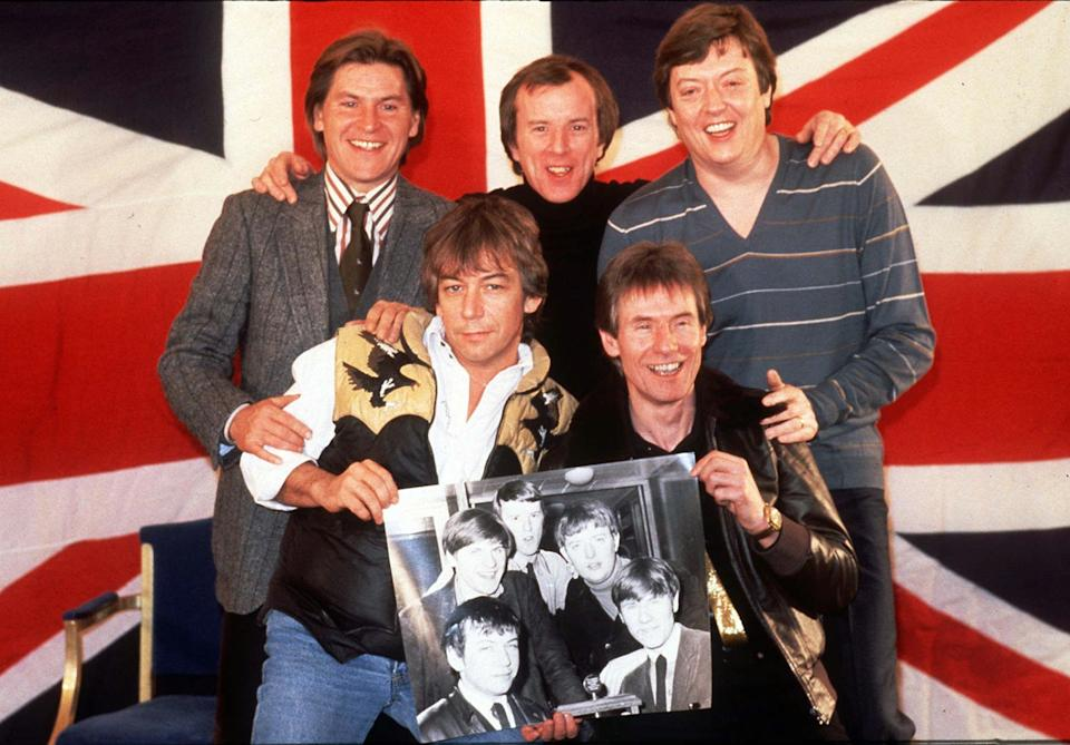 The pop group The Animals in this file photo dated April 1983.