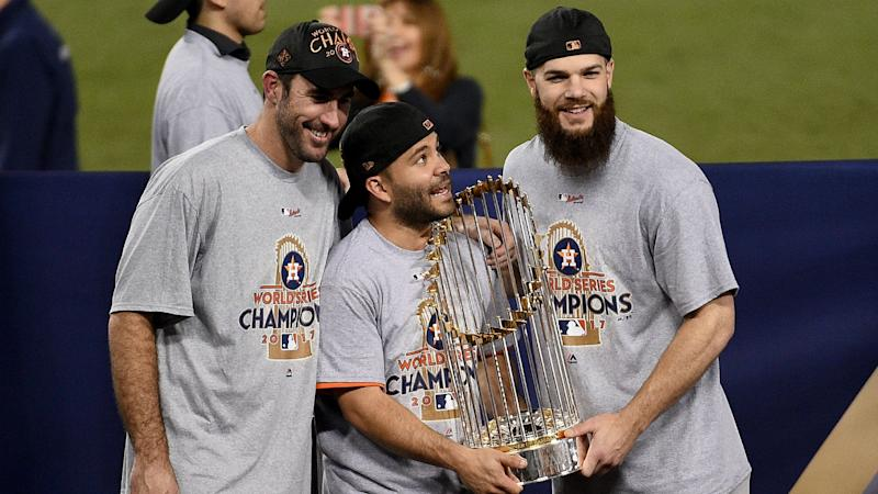 Houston's 'Mattress Mac' giving $10M in refunds after Astros' World Series championship