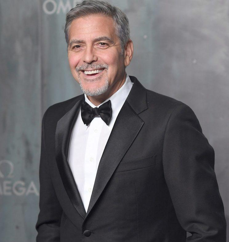 George Clooney is ready for his babies to arrive. (Photo: Karwai Tang/WireImage)