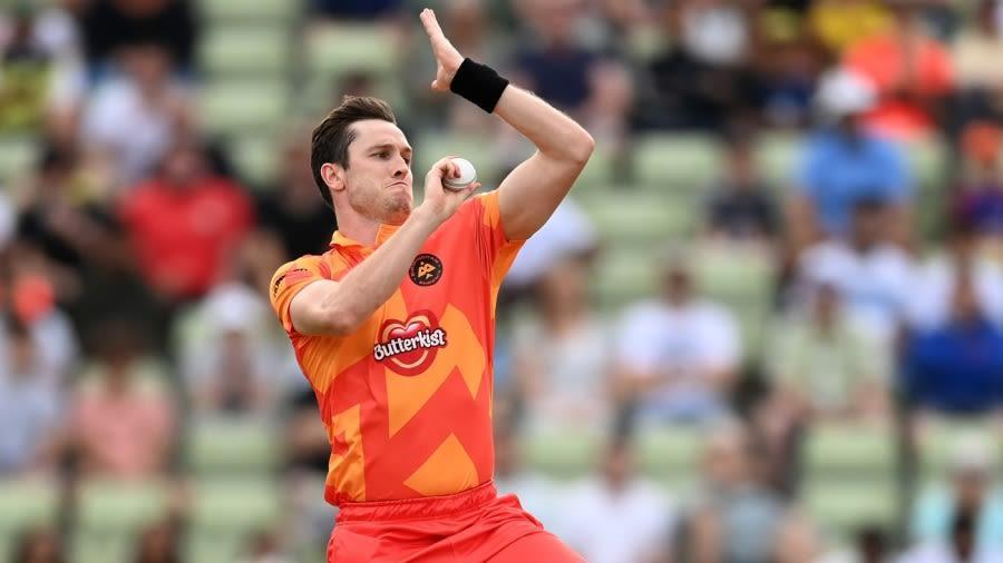 Adam Milne finished as the leading wicket-taker
