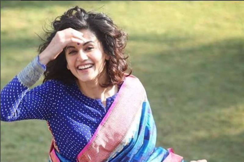 Bollywood Wakes up to Covid-19 Insurance, Taapsee Pannu's Looop Lapeta can be First Film to be Covered