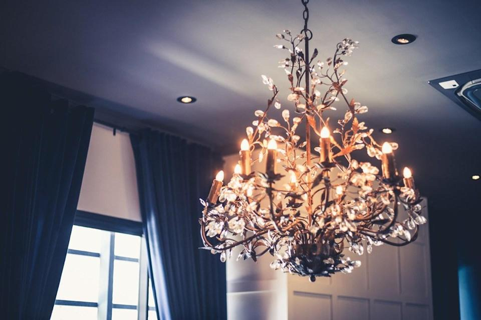 """That Murano glass chandelier may be the ideal addition to your entryway in your eyes, but it's definitely not for everyone. """"If you have an ornate chandelier in a house, you're going to turn off some buyers,"""" says Lackaff-Gilligan. """"If you were to go to a dinner party, you'd be impressed by it, but if you were to buy a home, you wouldn't want it."""""""