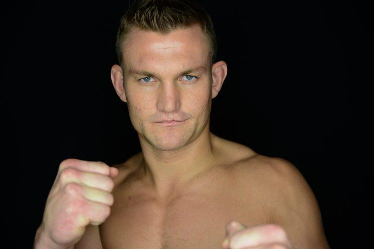 Ian Heinisch is aiming to fight in the UFC one day. (Phil Lambert/VITAL Imagery)