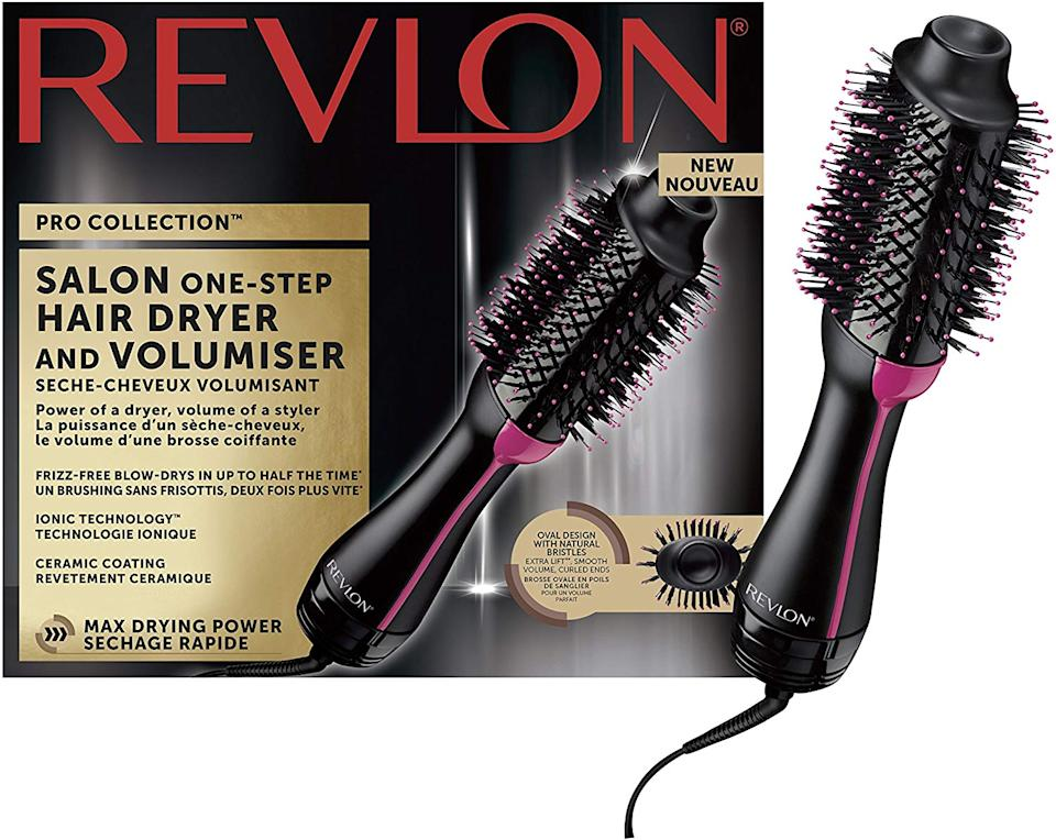 Revlon One-Step Hair Dryer & Volumizer Hot Air Brush