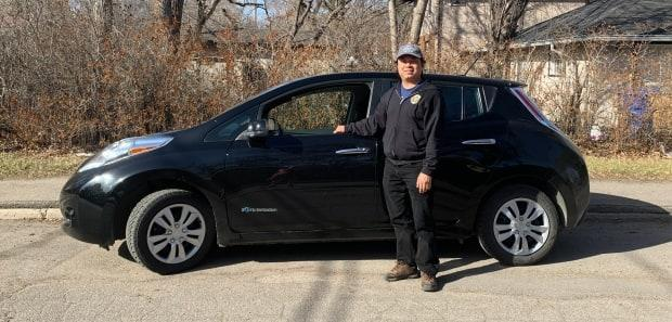 Will Yip bought his electric vehicle, a Nissan Leaf, one week before the province introduced a new tax on EVs.