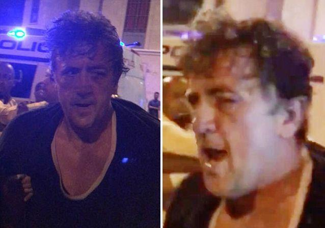 Darren Osborne was detained by members of the public outside the mosque and arrested by police. Source: Twitter/Facebook