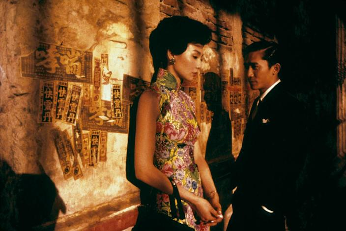 Though set in Hong Kong, In the Mood for Love was filmed mostly in Bangkok.