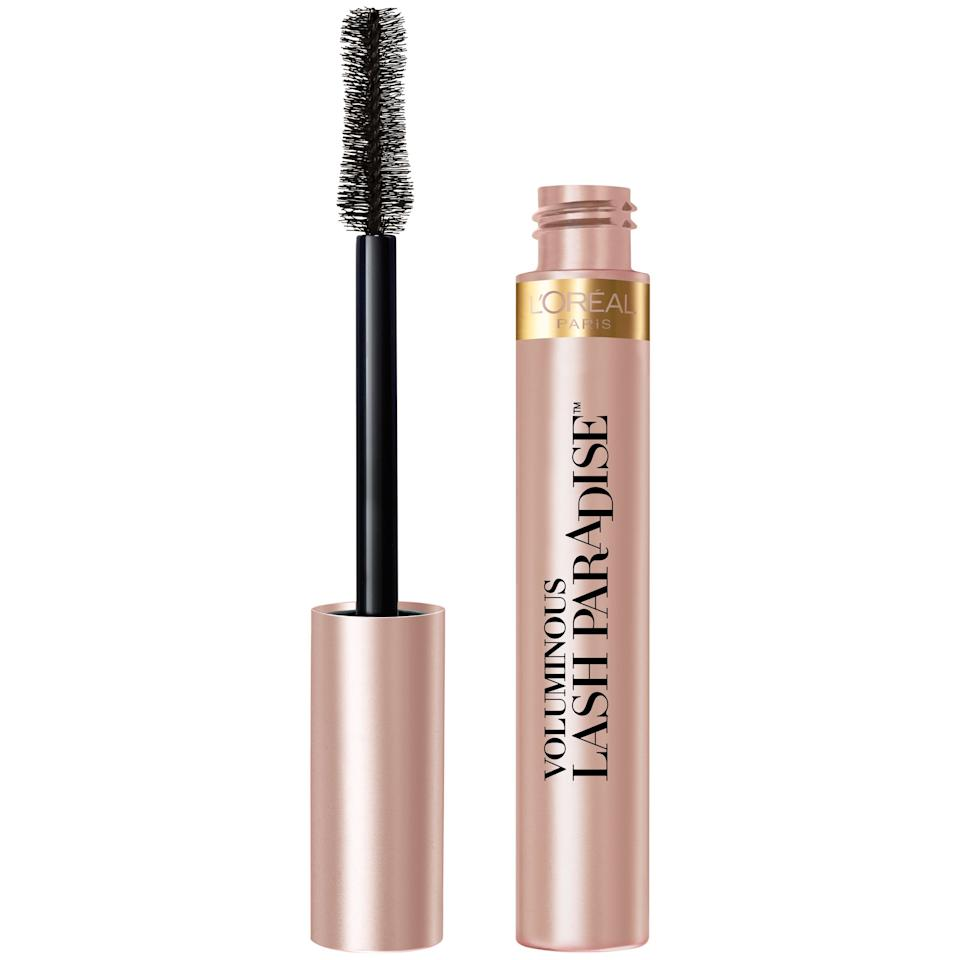 """<p><strong>L'Oréal</strong></p><p>ulta.com</p><p><strong>$9.99</strong></p><p><a href=""""https://go.redirectingat.com?id=74968X1596630&url=https%3A%2F%2Fwww.ulta.com%2Fvoluminous-lash-paradise-mascara%3FproductId%3DxlsImpprod16151007&sref=http%3A%2F%2Fwww.oprahmag.com%2Fbeauty%2Fskin-makeup%2Fg27440333%2Fbest-drugstore-mascara%2F"""" target=""""_blank"""">Shop Now</a></p><p>If it's good enough for Beyoncé's go-to guy, we're sure it will work <em>just</em> fine for us. Makeup artist Sir John, who has worked with Queen Bey for years, loves the L'Oreal Voluminous Lash Paradise Mascara and always keeps a tube stocked in his kit. """"It is hands down my go-to mascara. I love a fiber wand,"""" he says. """"This one gives you that super feathery lash look we all love.""""</p>"""