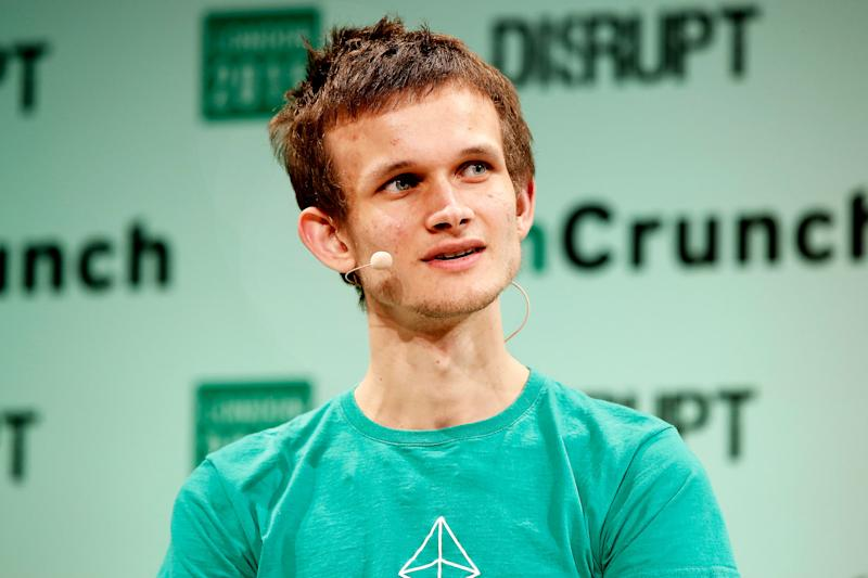 Cryptocurrencies 'could drop to near-zero at any time,' Ethereum founder warns