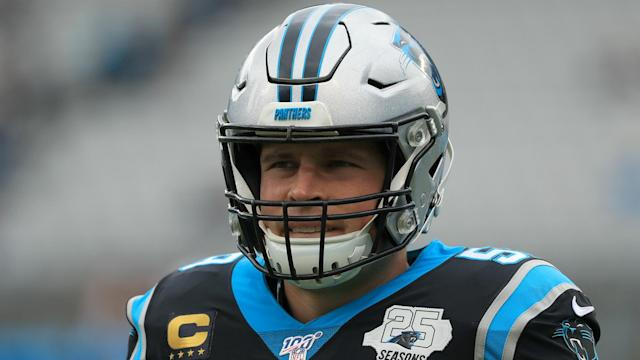 After eight seasons, seven-time Pro Bowler Luke Kuechly is calling it quits.
