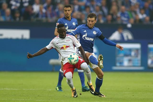 Naby Keita and Leon Goretzka