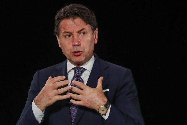 El primer ministro italiano Giuseppe Conte. (Photo: Getty Images)