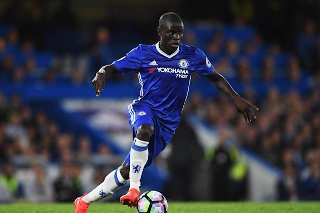 The numbers behind PFA Player of the Year N'Golo Kante's incredible season at Chelsea