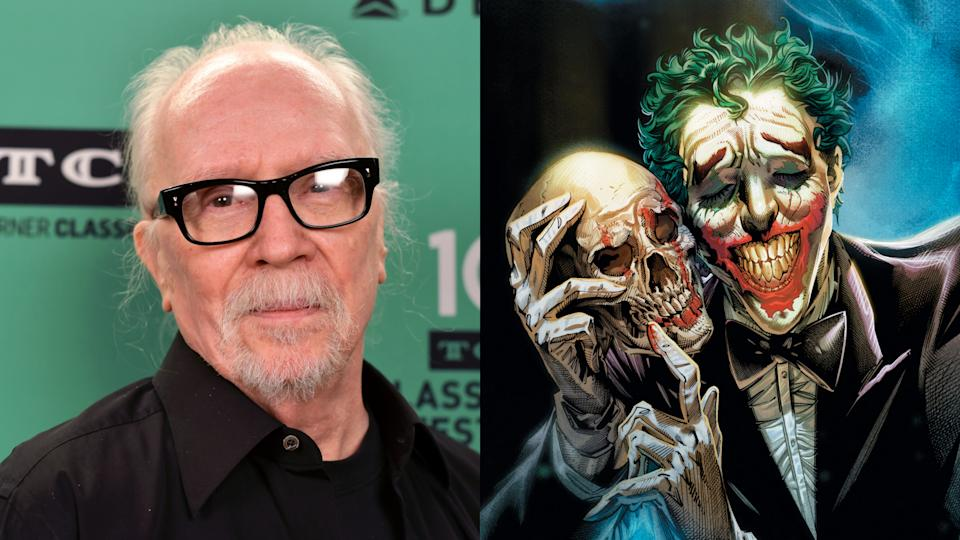 John Carpenter is set to write a new comic book featuring The Joker for DC Comics. (Credit: Emma McIntyre/Getty Images for TCM/DC Comics)