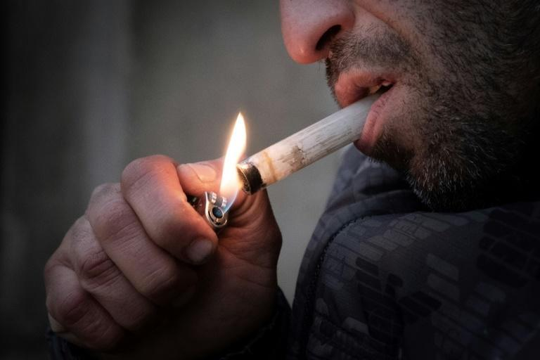 Authorities responded to a recent flare-up in tensions by grouping addicts in a nearby park