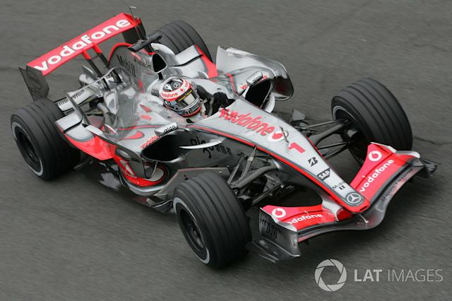 "McLaren-Mercedes MP4/22: 8 victorias <span class=""copyright"">Sutton Motorsport Images</span>"