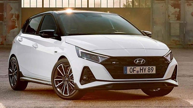 Hyundai reveals performance-oriented i20 N Line hatchback (not for India)