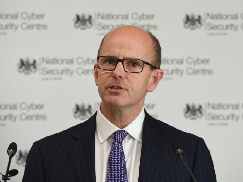 Jeremy Fleming will say the drive by Chinese companies to become involved in the Western telecoms sector represents 'a hugely complex technological challenge': Stefan Rousseau/PA