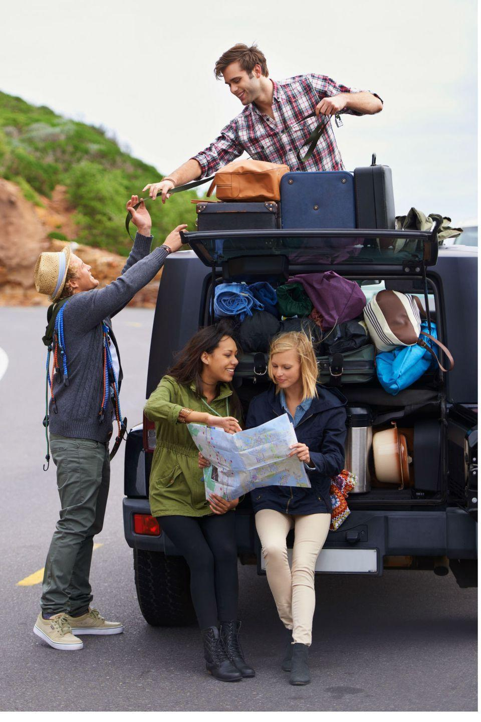 """<p>Summer is the perfect season to hit the road and explore. </p><p><strong>RELATED:</strong> <a href=""""https://www.countryliving.com/life/travel/a35944/one-tank-road-trips/"""" rel=""""nofollow noopener"""" target=""""_blank"""" data-ylk=""""slk:One-Tank Road Trips from Around the Country"""" class=""""link rapid-noclick-resp"""">One-Tank Road Trips from Around the Country</a></p>"""