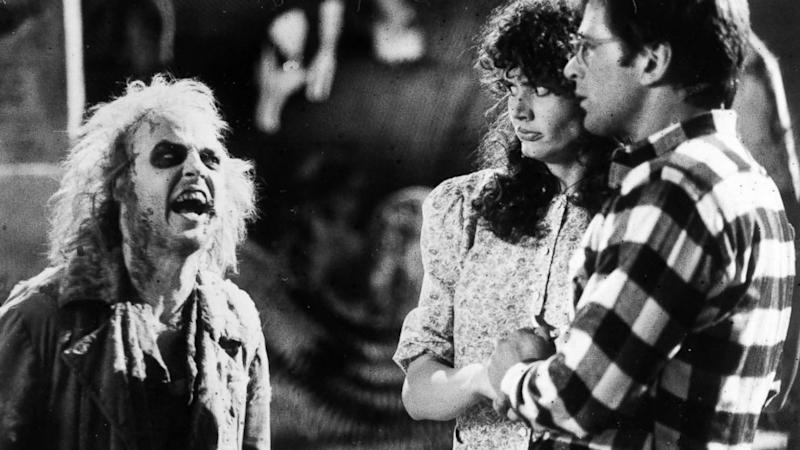 'Beetlejuice' Cast, Then and Now