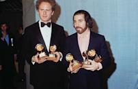 Simon & Garfunkel's final studio album is seen as their finest work. The record topped the charts on both sides of the Atlantic and earned the pair two Grammy Awards. Paul penned all bar two tracks on the record, with the title song selling an astonishing six million copies worldwide.