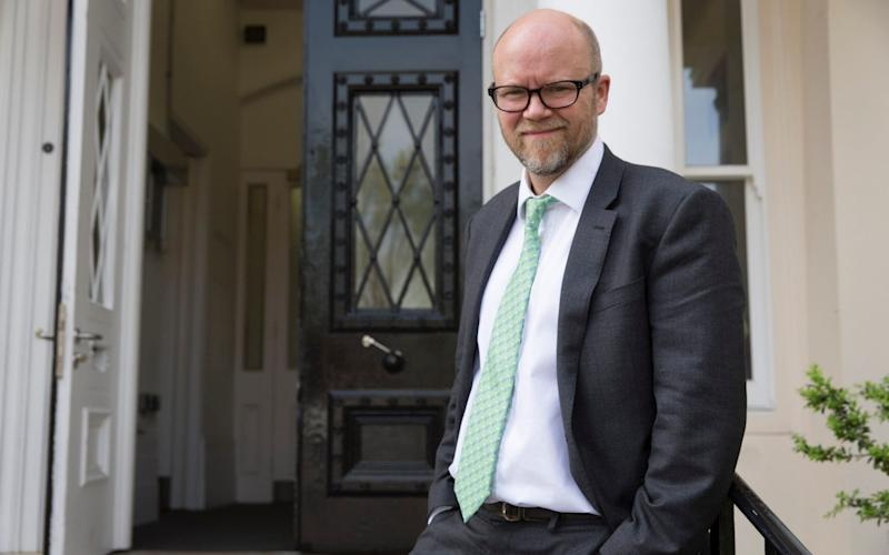 Toby Young has added a new dating thread to the forum on his 'Lockdown Sceptics' website - Andrew Crowley/Andrew Crowley