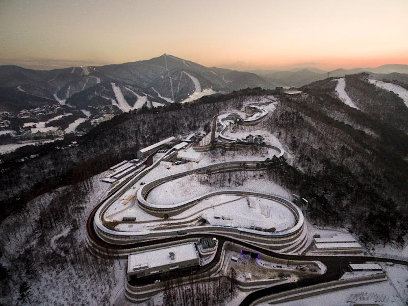 The outlook for next month's Pyeongchang sporting extravaganza has brightened since North Korea confirmed its participation, lifting security concerns over the South's nuclear-armed neighbour (AFP Photo/Yelim LEE)