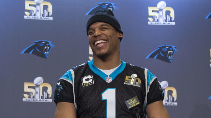 Cam Newton Insults Female Sports Reporter Just Doing Her Job