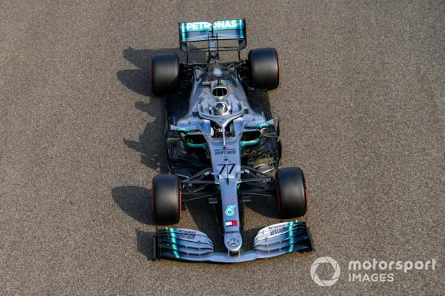 "Valtteri Bottas, Mercedes AMG W10 <span class=""copyright"">Jerry Andre / Motorsport Images</span>"
