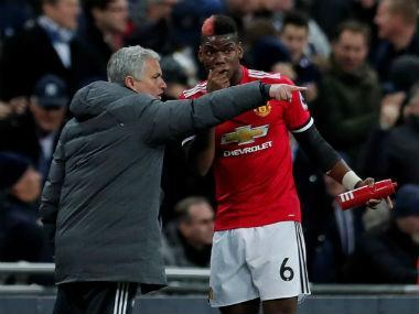 Manchester United manager Jose Mourinho is under pressure to show a more daring approach and get the best out of Paul Pogba and Alexis Sanchez for a grudge match against Chelsea's Antonio Conte on Sunday.