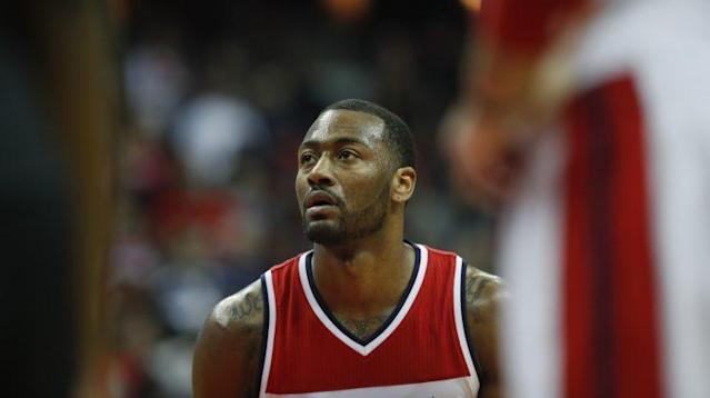 John Wall will be asked to dominate this series for the Wizards. (AP)
