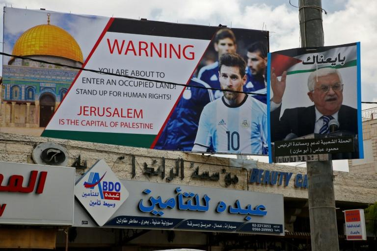 A planned pre-World Cup friendly between  Argentina and Israel sparked a furious response from the Palestinians