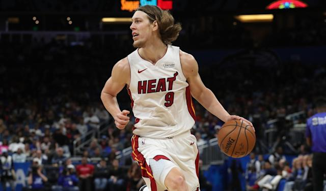 Kelly Olynyk was the hero for the Boston Celtics in their Game 7 win to eliminate the Washington Wizards in the 2017 Eastern Conference semifinals. Two months later, he was taking his talents to South Beach to play for the Miami Heat.