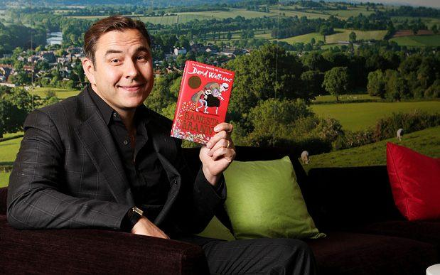 David Walliams' children's books have proved especially popular