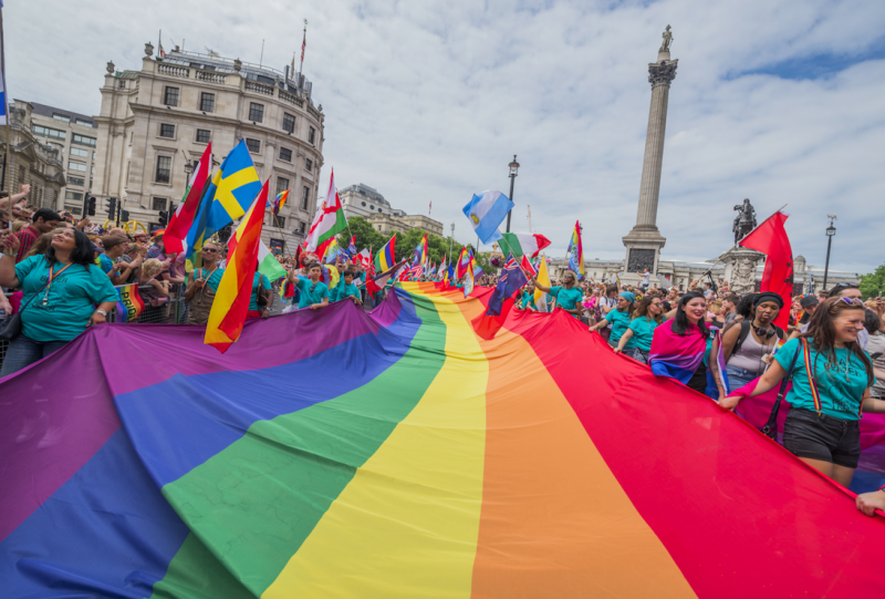 The list has angered LGBT rights campaigners More