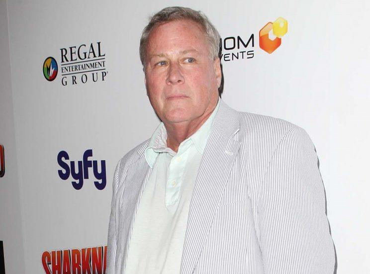 The late John Heard at the 2013 premiere of 'Sharknado' (Credit: FayesVision/WENN.com)