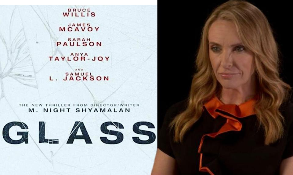 Toni Collette won't be in 'Glass'