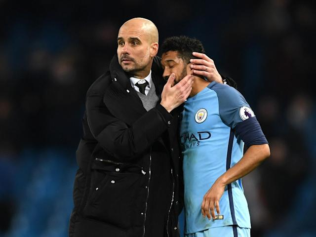 Clichy could leave City in the summer: Getty