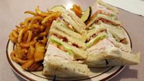 """<p><a href=""""https://www.yelp.com/biz/blueberry-hill-family-restaurant-las-vegas-5"""" rel=""""nofollow noopener"""" target=""""_blank"""" data-ylk=""""slk:Blueberry Hill Family Restaurant"""" class=""""link rapid-noclick-resp"""">Blueberry Hill Family Restaurant</a> in Las Vegas</p><p>One Yelper found this gem when they were looking for a """"decent breakfast spot that didn't require parking and a hike through a casino or waiting 45 minutes to be seated."""" If that's not enough, the breakfast skillets, Oreo pancakes, and curly fries should convince you to stop.</p>"""