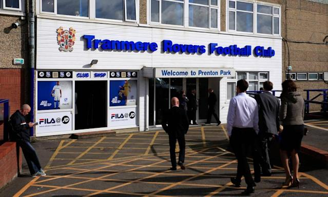The story of Tranmere Rovers: How one club survive and prosper in the shadow of such powerful neighbours