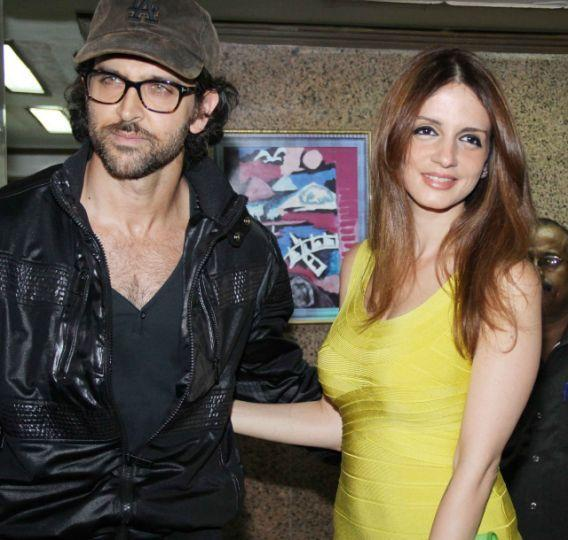 <p>While there had been many rumours building up, the industry was shocked when the Hrithik Roshan and Sussane Khan finally decided to finally call it quits. The two separated in 2014, after 14 years of marriage and two children, and were granted divorce in November 2014. It was rumoured that Sussane had demanded Rs 400 crores as alimony, and had received Rs 380 crores from Hrithik. His lawyers, however, have denied that any alimony was involved. </p>