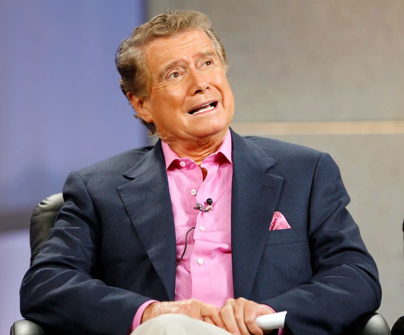 Prolific U.S. TV host Regis Philbin dies aged 88 - People magazine